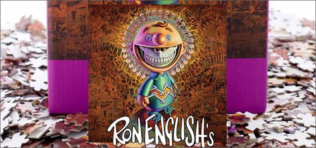 Ron English:Mandala Grin���������ѥ���