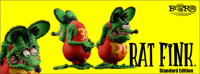 Rat Fink/Ed Roth Standard edition 9��������եӥե����奢