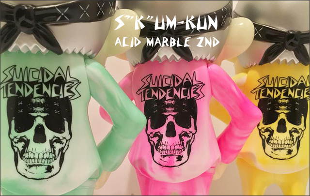Suicidal Tendencies:SKUM-kun Acid Marble 2nd
