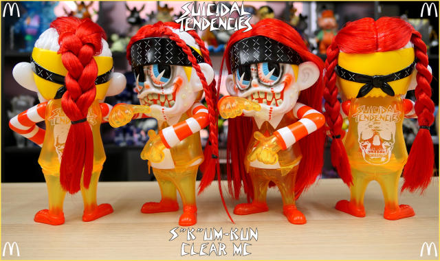 Suicidal Tendencies:SKUM-kun Clear MC