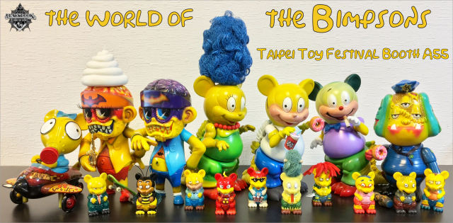 One Offs by BlackBook Toy&Marvel Okinawa for TTF