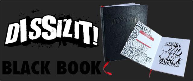 Dissizit/SLICK(ディスイズイット/スリック) BlackBook(ブラックブック)