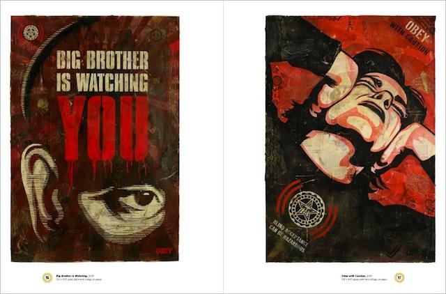 OBEY/Shepard Fairey(オベイ) E Pluribus Venom:The Art of Shepard Fairey ハードカバーブック