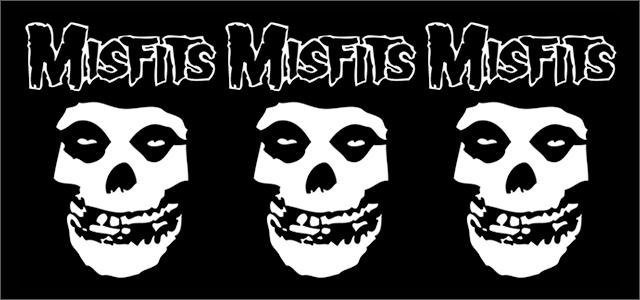 Misfits x Yesterdays Co: pin 1個単位