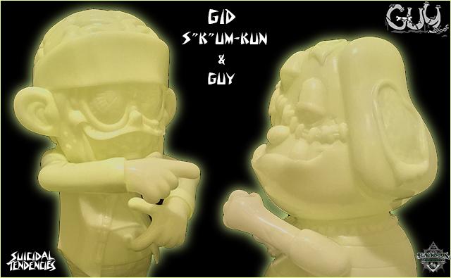 SKUM-kun&GUY GID blanks
