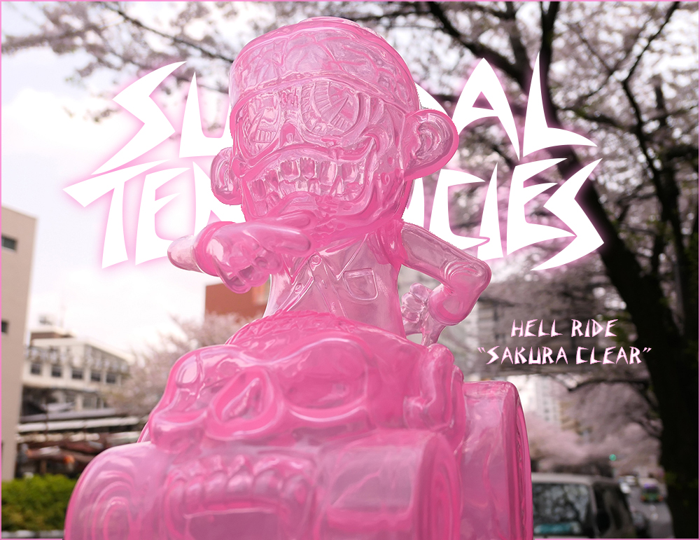 Suicidal Tendencies:HELL RIDE Sakura Clear