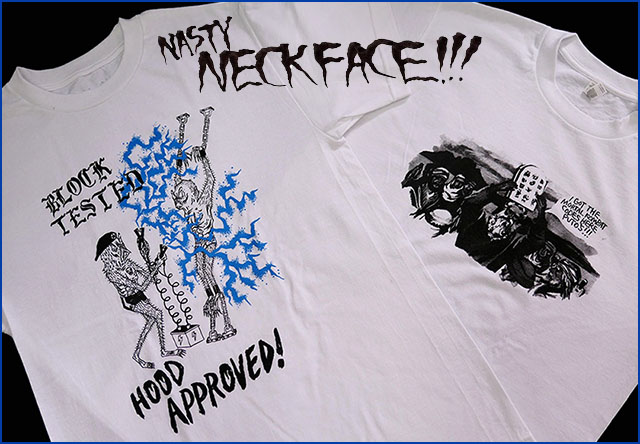 NECKFACE LIMITED TEES