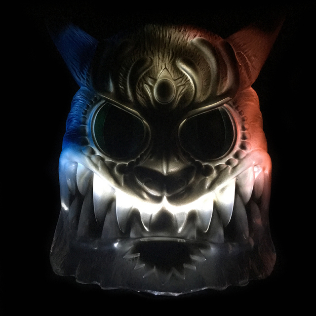 Jeff Soto x BlackBook Toy(ジェフ・ソート) NekoFukurou(ネコフクロウ) LA