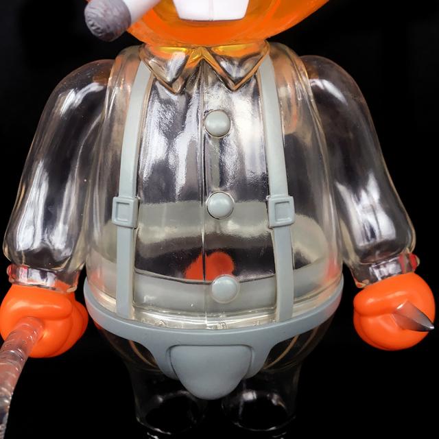 Frank Kozik x BlackBook Toy:A Clockwork Carrot Lil Alex 11インチフィギュア Live Bait Edition