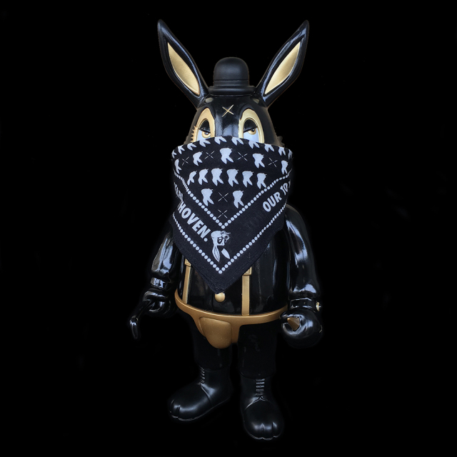 Frank Kozik x BlackBook Toy:A Clockwork Carrot Lil Alex 11インチフィギュア Thug Life Edition