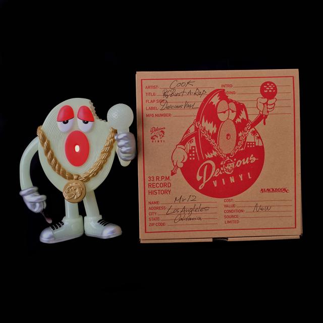 Delicious Vinyl x COOKone(デリシャス・ヴァイナルxクック):Mr.12(ミスター・トゥエルブ) Night Club edition