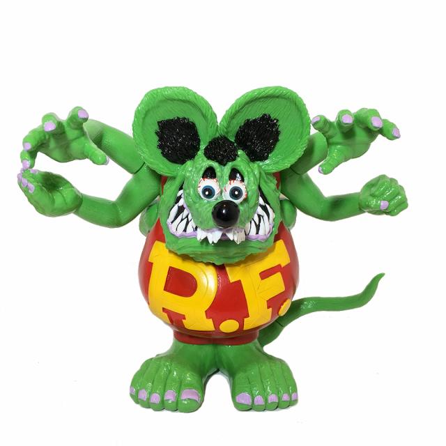 Magical Mosh Misfits x BlackBook Toy:Asura Rat Fink OG