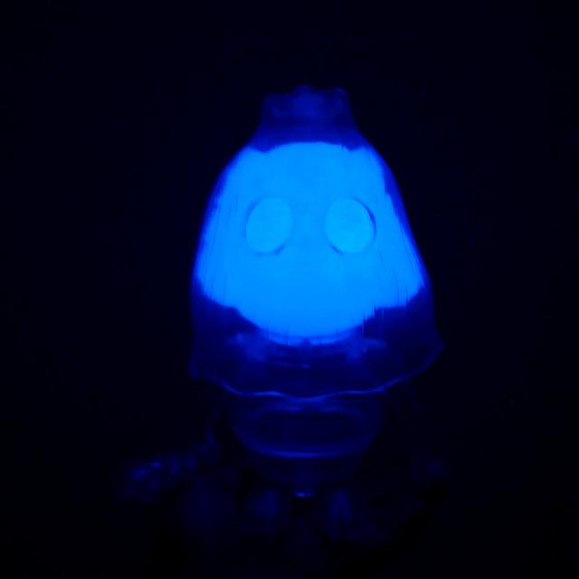 Marvel Okinawa:GUY Hologram with BL GID head