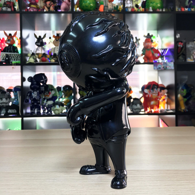 MISHKA x Lamour Supreme:KONG-kun, KEEP WATCH-kun HELL BK(not a set)