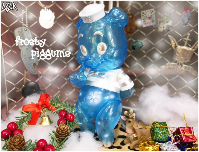 Frank Kozik:Frosty Piggums